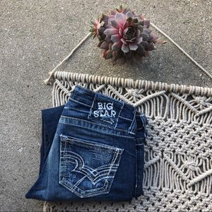 Big Star Jeans Size 27 Cropped
